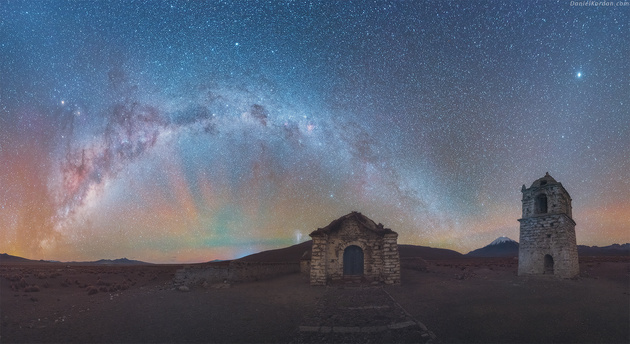 Космические пейзажи и Nikon D810A
