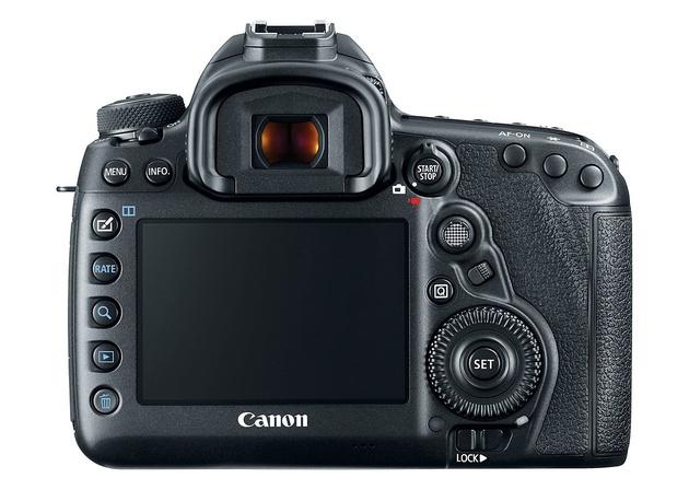 Анонсирован Canon EOS 5D Mark IV