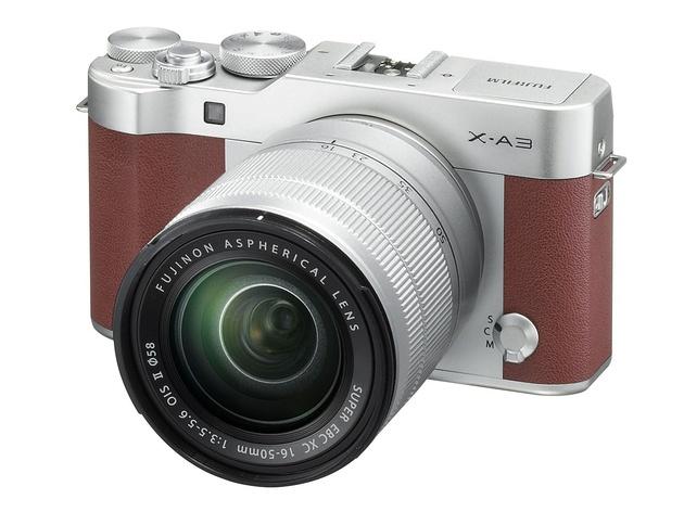 Компактная системная камера Fujifilm X-A3