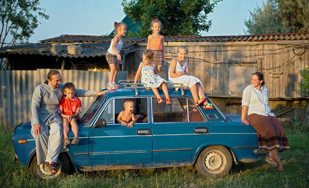 Подведены итоги фотоконкурса «Семейный фотоальбом»