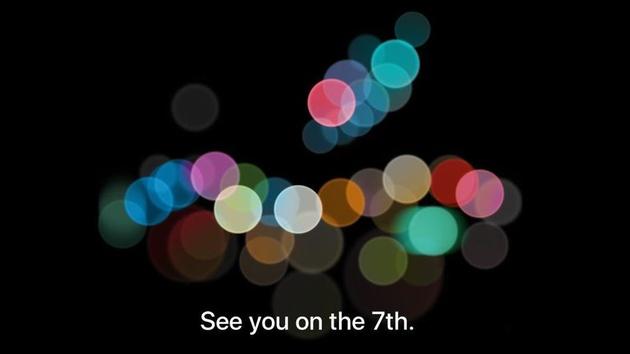 Apple iPhone 7 представят 7 сентября: Компания разослала приглашения