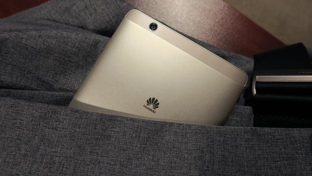 Huawei представила компактный планшет MediaPad M3 на IFA 2016
