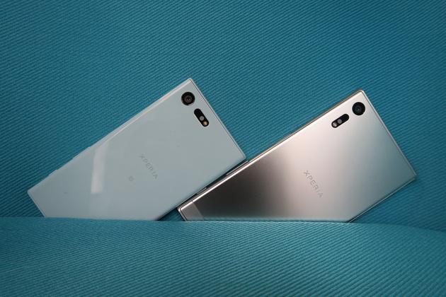 Смартфоны Sony Xperia XZ и Sony X Compact: Металл, керамика и обновленные камеры