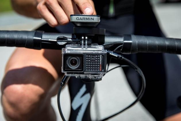 Garmin Virb Ultra 30 - новая экшн камера  с функцией голосового управления