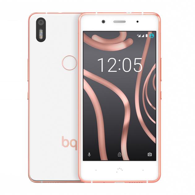 Флагманский смартфон BQ Aquaris X5 Plus теперь доступен в России