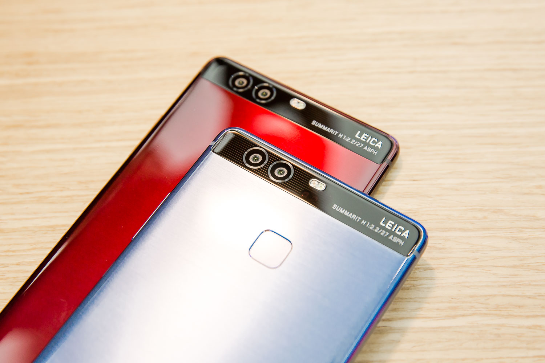 Реализовано шесть млн телефонов Huawei P9