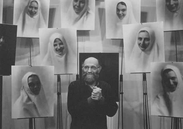 Галерея Классической Фотографии приглашает на встречу с  Георгием Колосовым