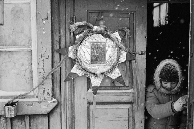 Выставка «Колодозеро» фотографа-документалиста Алексея Мякишева