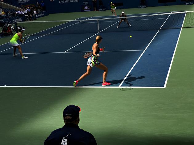 Снято на iPhone: US Open глазами фотографа ESPN Лэндона Нордемана