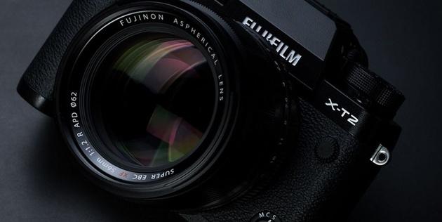 Fujifilm X-T2: творчество на философском уровне