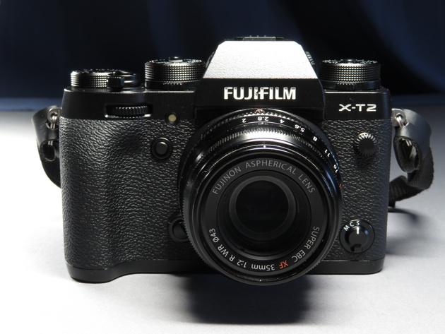 Fujifilm X-T2. Неделя с экспертом