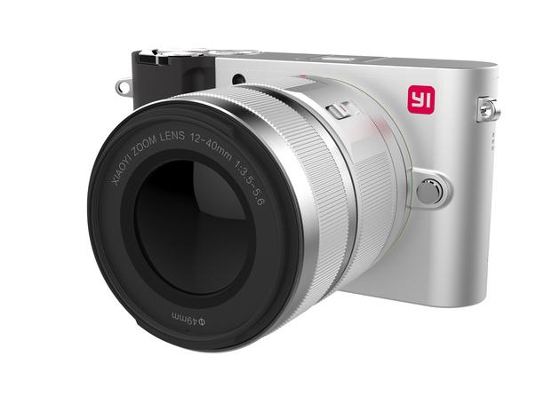YI Technology представляет самую «контактную» беззеркальную камеру
