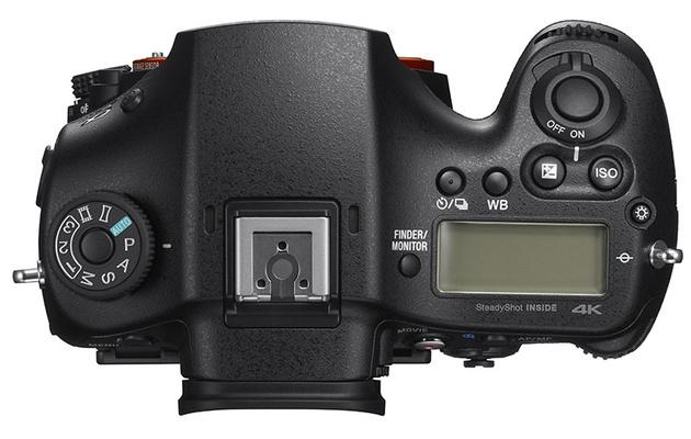 Полнокадровая Sony a99 II с байонетом А и матрицей 42 Мп
