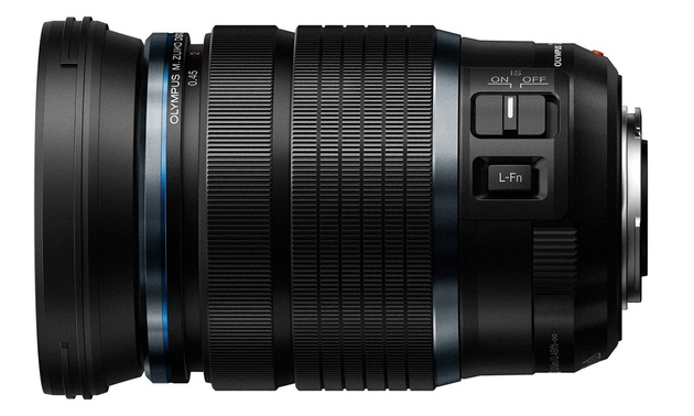 Объективы M.Zuiko Digital ED 25mm F1.2 PRO и ED 12-100mm F4 IS PRO