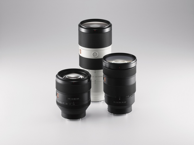 Обзор объектива Sony FE 85 mm f/1.4 GM (SEL-85F14GM)
