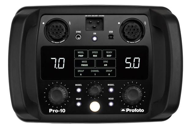 Profoto Pro-10 – самый быстрый студийный генератор в мире