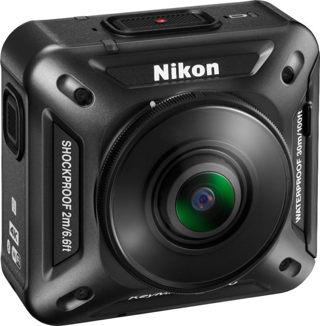 Nikon пополняет серию экшн-камер KeyMission двумя новыми моделями