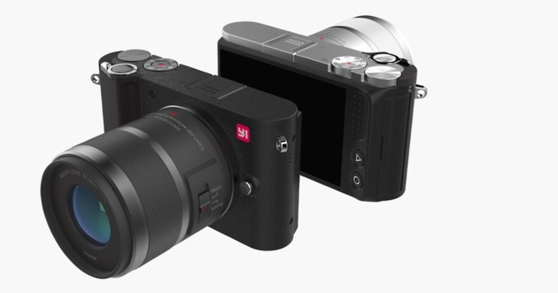 Бюджетная альтернатива – беззеркалка Yi M1 системы Микро 4/3, похожая на Leica
