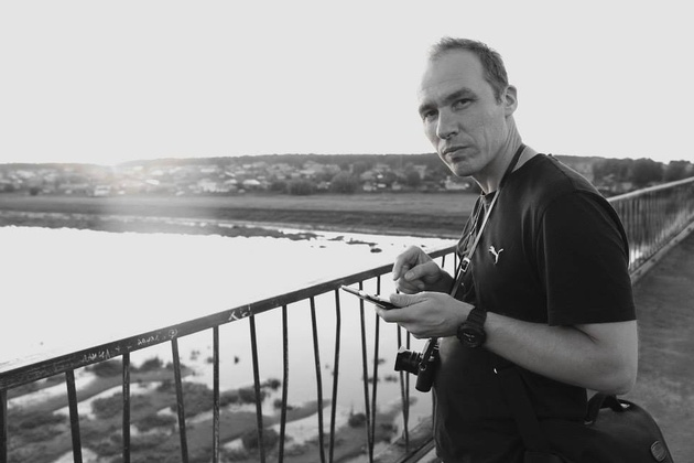 Творческая встреча с фотографом Алексеем Мякишевым в Галерее Классической Фотографии