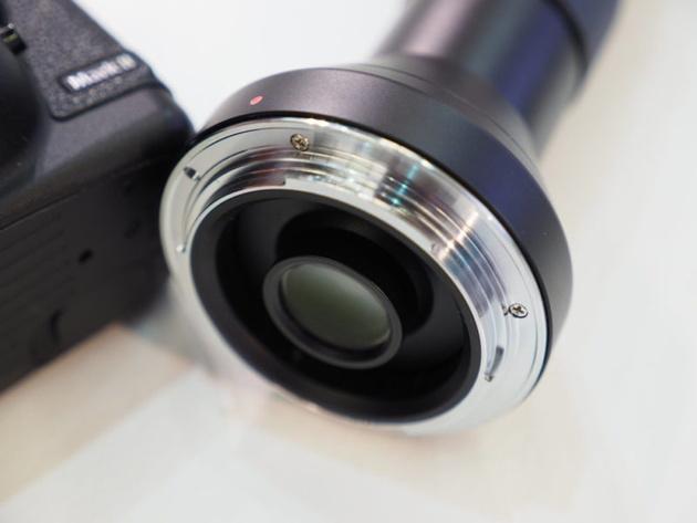 Супернеобычный макрообъектив Laowa 24mm F/14 с увеличением 2x
