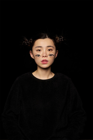Японская художница Чу-Сан: боди-арт + фото