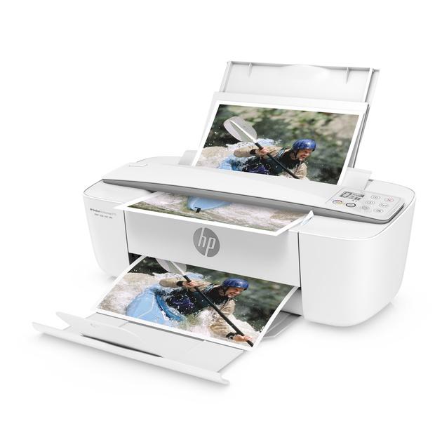 HP представляет самые компактные в мире МФУ для дома
