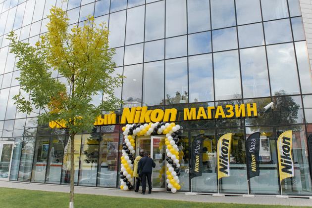 В Москве открылась Nikon Plaza