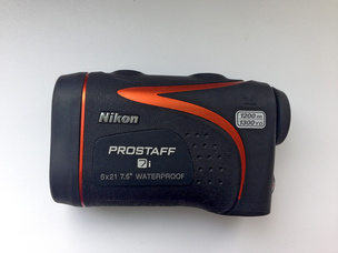 Помощники фотографа. Лазерные дальномеры Nikon