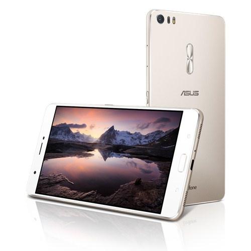ASUS Zenfone 3 Ultra: Впечатляющее изображение. Изумительный звук.