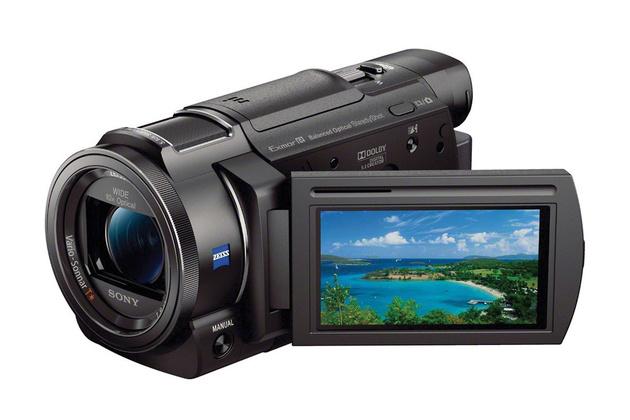 Тест видеокамеры Sony FDR-AX33