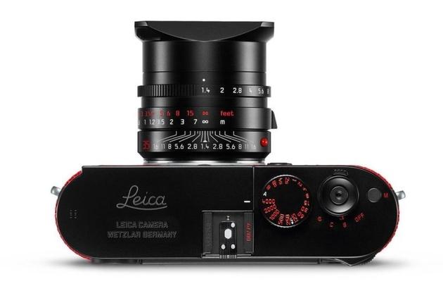 """Эксклюзивная Leica M-P """"Grip"""" с необычным покрытием"""