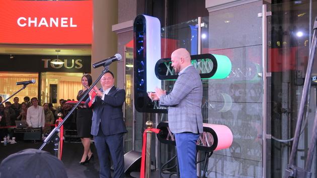 LeEco открыл первый магазин в России