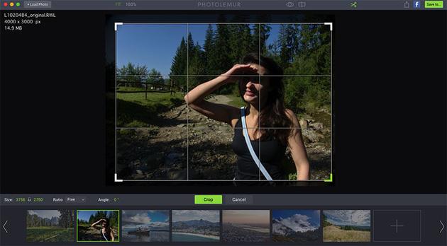 Приложение Photolemur с искусственным интеллектом автоматически улучшает фотоснимки