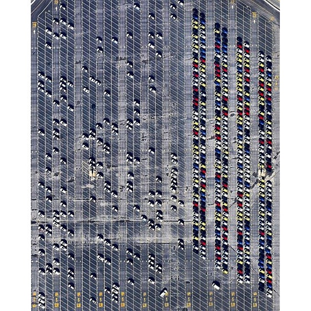 Инстаграм дня: Планета. Вид из космоса