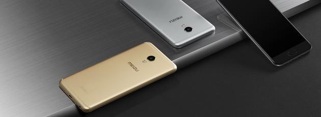 Обзор смартфона Meizu MX6