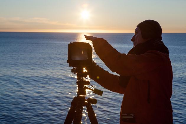 В Галерее Классической Фотографии пройдет семинар съемке пейзажа  крупноформатными камерами