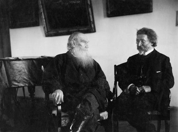 Открытие выставок «Битва за Москву», «Лев Толстой», Эла Вандерберга и Юрия Злотникова в МАММ