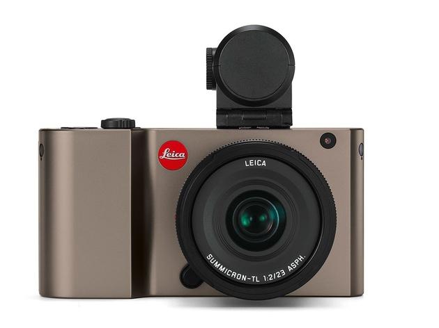Беззеркальная камера Leica TL