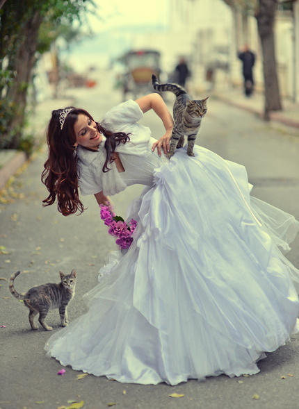 Свадебная фотография. Как упростить себе жизнь и остаться оригинальным