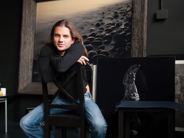 В Галерее Классической Фотографии пройдет творческая встреча с Андреем Бронниковым