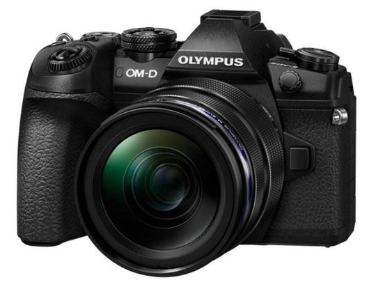 Репортаж с Olympus