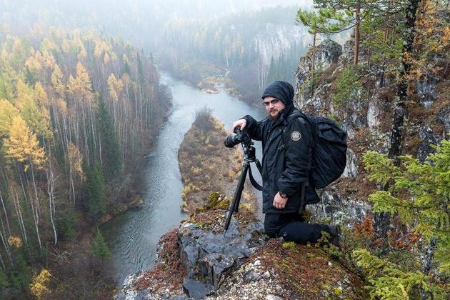 Творческая встреча с фотографом Кириллом Уютновым: пейзаж как цель путешествия
