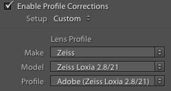 Тест объектива ZEISS Loxia 2.8/21