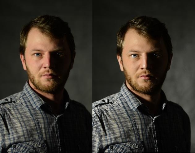 Как сделать ретушь мужского портрета в Photoshop CC 2017