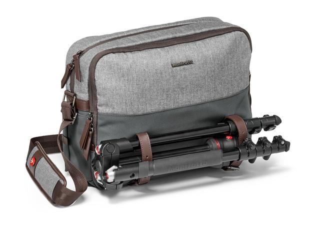 Стильная «Виндзорская коллекция» сумок Manfrotto