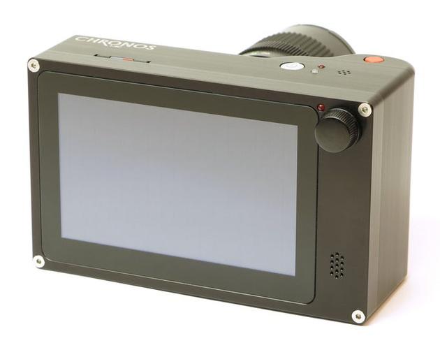 Скоростная камера Chronos (до 21500 fps) собрала средства на Kickstarter'е за пять часов