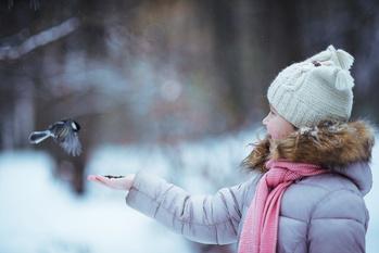 Как фотографировать детей на улице: секреты съёмки зимой