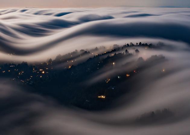 Фотограф Николас Стейнберг. Кто такие «туманоголики»