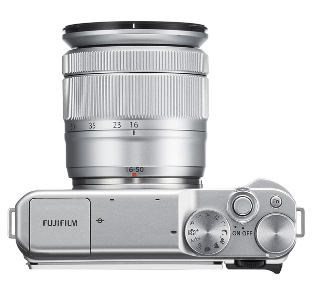 Fujifilm X-A10 – любительская системная камера