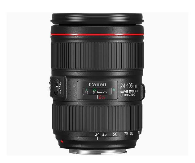 Тест объектива Canon EF 24-105 f/4L IS II USM